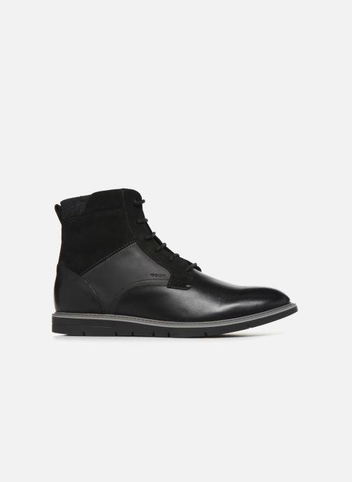 Bottines et boots Geox U Uvet E U842QE Noir vue derrière
