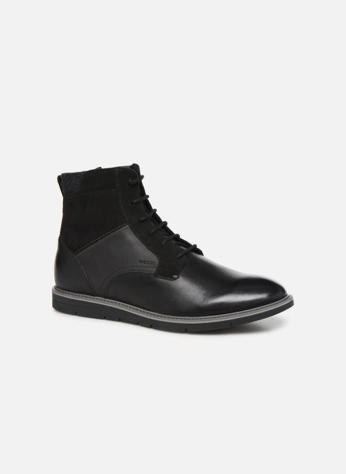 Bottines et boots Geox U Uvet E U842QE Noir vue détail/paire