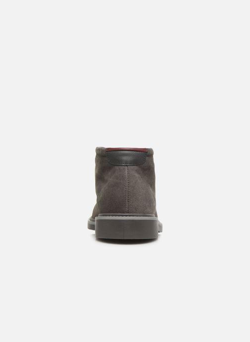 Bottines et boots Geox U Silmor A U845SA Marron vue droite