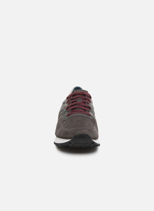 Baskets Geox U Vincit B U845VB Marron vue portées chaussures