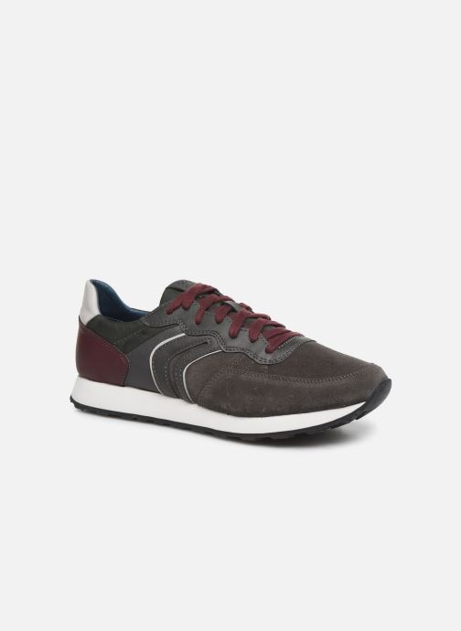 Geox U Vincit B U845VB (Marrone) Sneakers chez Sarenza