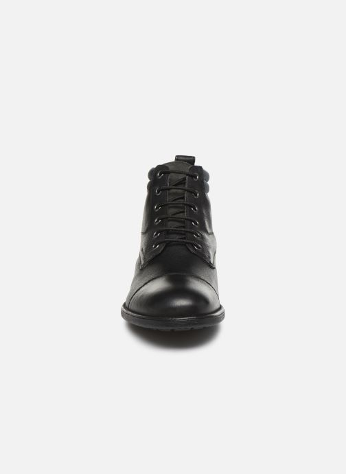 Bottines et boots Geox U Jaylon I U84Y7I Noir vue portées chaussures