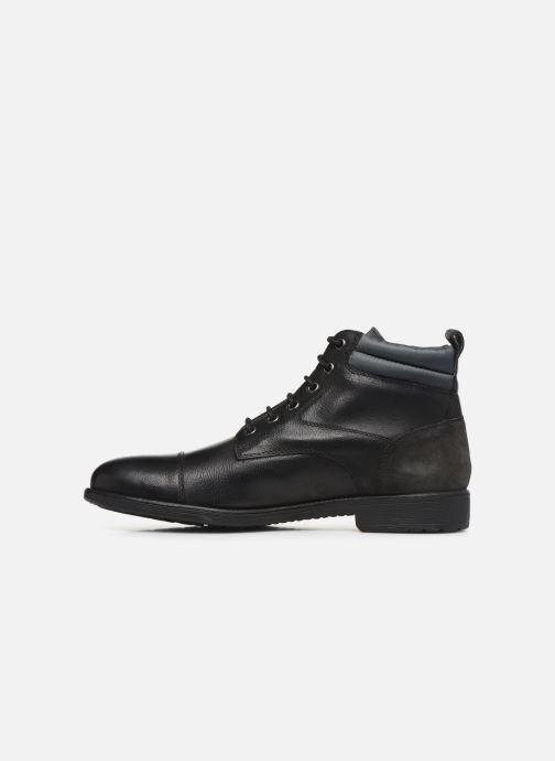 Bottines et boots Geox U Jaylon I U84Y7I Noir vue face