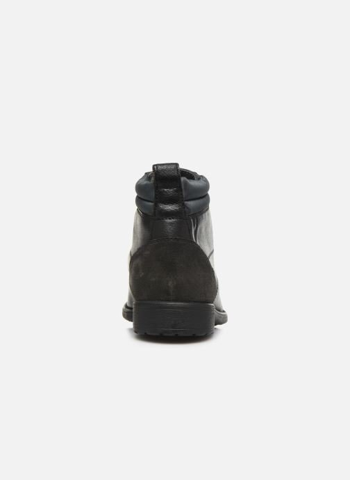 Ankle boots Geox U Jaylon I U84Y7I Black view from the right
