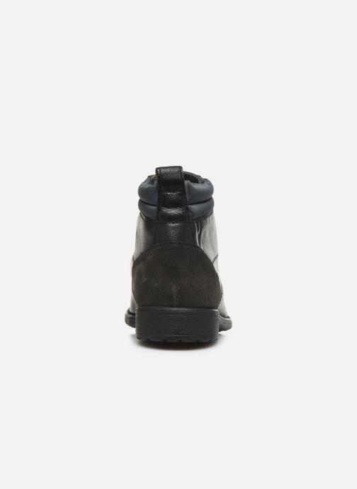 Bottines et boots Geox U Jaylon I U84Y7I Noir vue droite