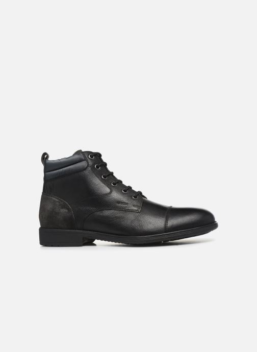 Ankle boots Geox U Jaylon I U84Y7I Black back view