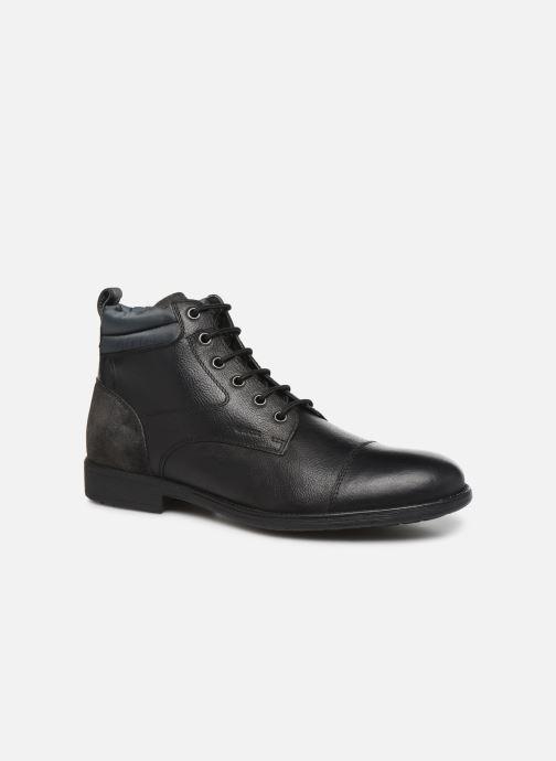 Bottines et boots Geox U Jaylon I U84Y7I Noir vue détail/paire