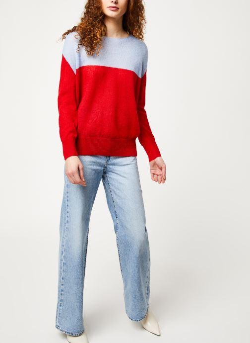 Vêtements Louche AZELINE Rouge vue bas / vue portée sac