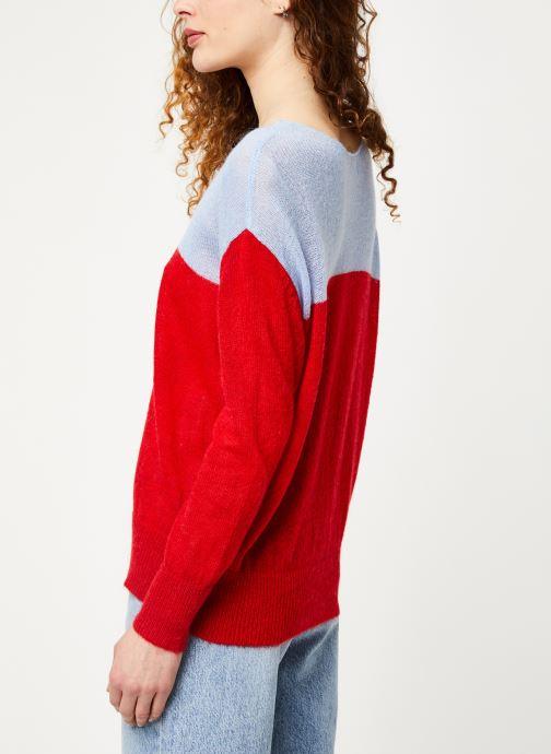 Kleding Louche AZELINE Rood model