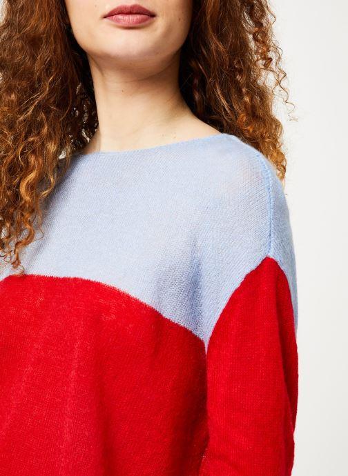 Vêtements Louche AZELINE Rouge vue face