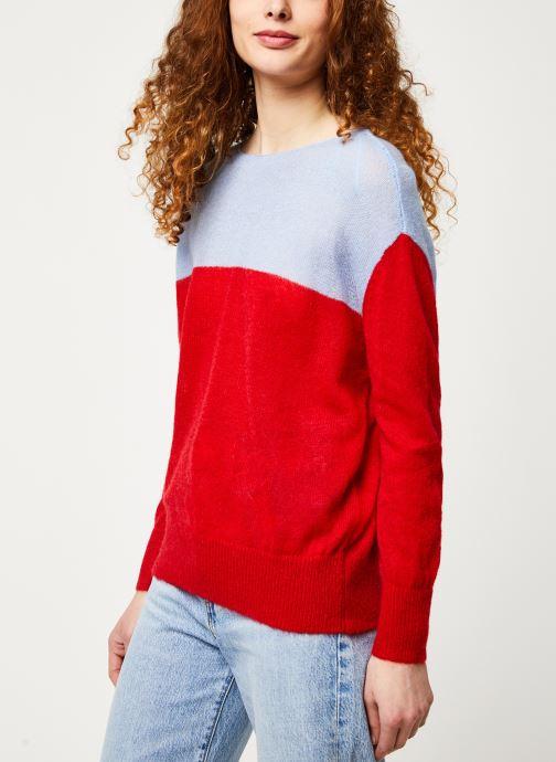 Vêtements Louche AZELINE Rouge vue droite