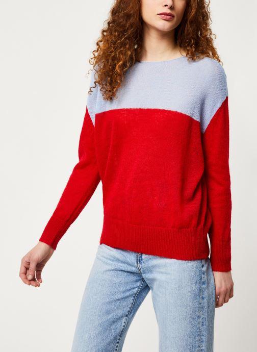 Vêtements Louche AZELINE Rouge vue détail/paire