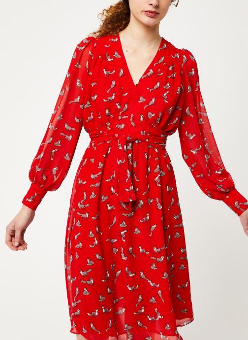 Vêtements Louche DORINA Rouge vue droite