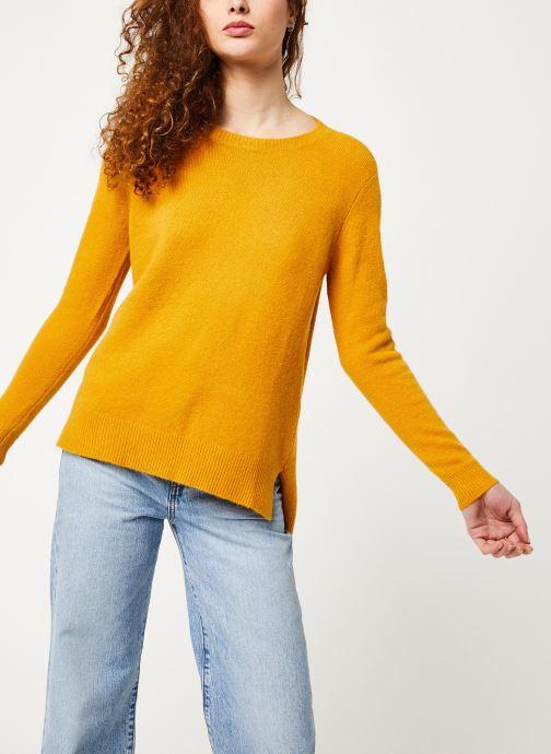 Vêtements Louche MORGANE Jaune vue détail/paire