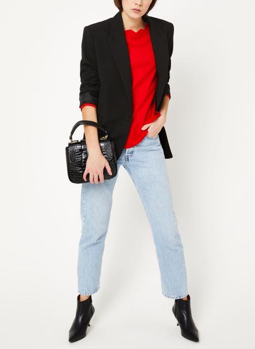 Vêtements Louche SONJA Rouge vue bas / vue portée sac