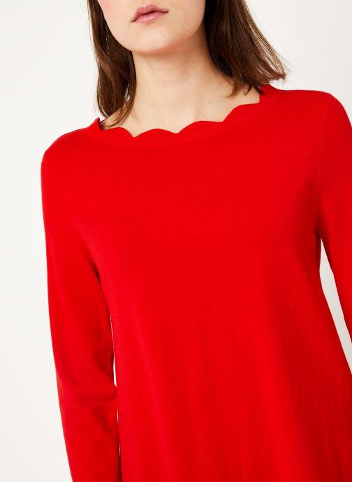 Vêtements Louche SONJA Rouge vue face