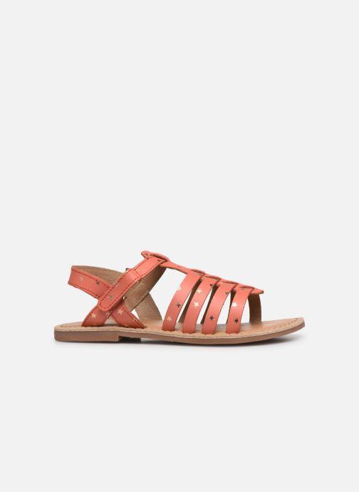 Sandales et nu-pieds I Love Shoes KATELLI Orange vue derrière