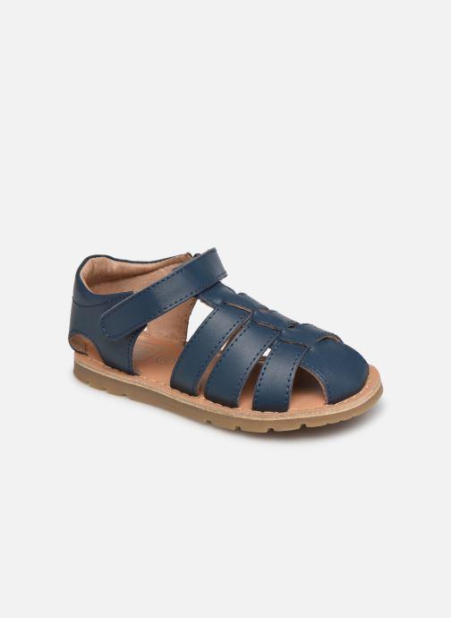Sandales et nu-pieds I Love Shoes KARONI Bleu vue détail/paire