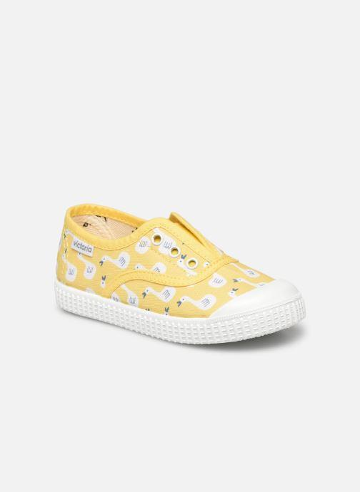 Sneakers Bambino Inglesa Elastico By J