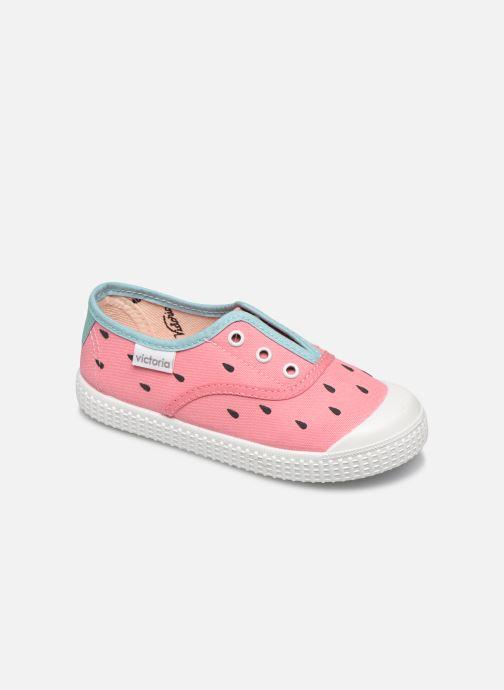 Sneakers Bambino Inglesa Elástico Fru