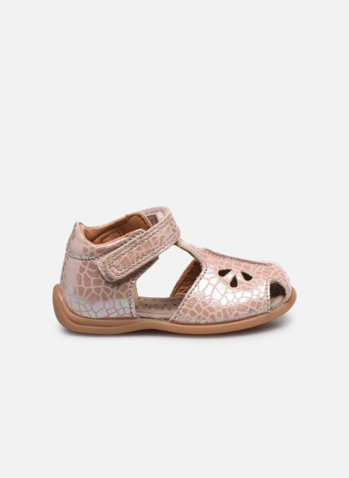 Sandali e scarpe aperte Bisgaard Chloe Rosa immagine posteriore