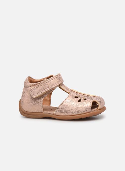 Sandali e scarpe aperte Bisgaard Chloe Argento immagine posteriore