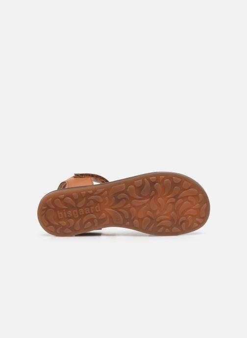 Sandales et nu-pieds Bisgaard Bex Marron vue haut