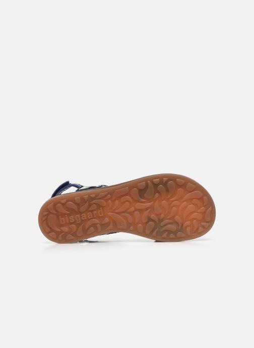 Sandales et nu-pieds Bisgaard Belle Bleu vue haut