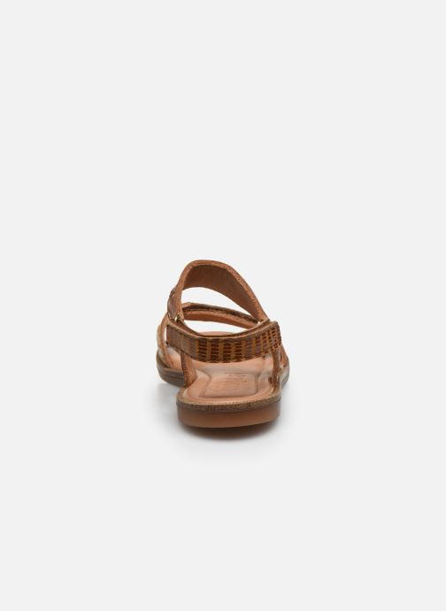 Sandali e scarpe aperte Bisgaard Belle Marrone immagine destra