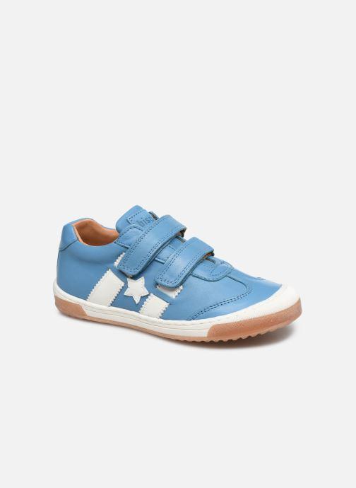 Sneaker Bisgaard Johan blau detaillierte ansicht/modell