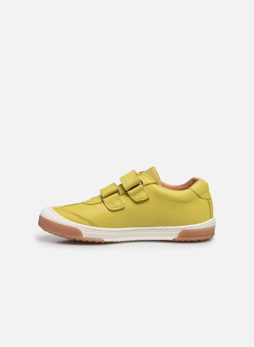 Sneakers Bisgaard Johan Giallo immagine frontale