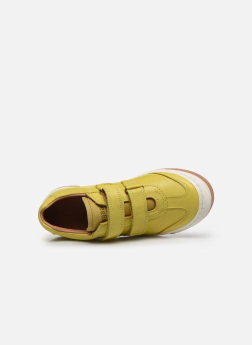 Sneakers Bisgaard Johan Giallo immagine sinistra