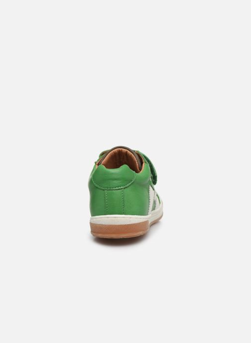 Trainers Bisgaard Johan Green view from the right