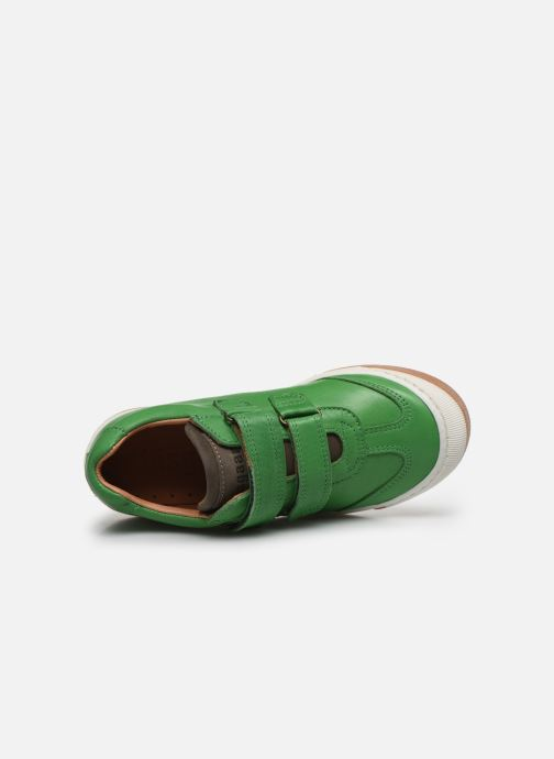 Trainers Bisgaard Johan Green view from the left