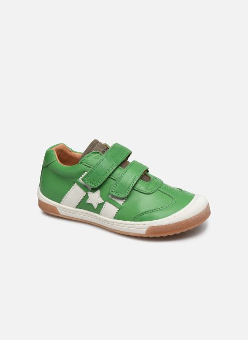Trainers Bisgaard Johan Green detailed view/ Pair view