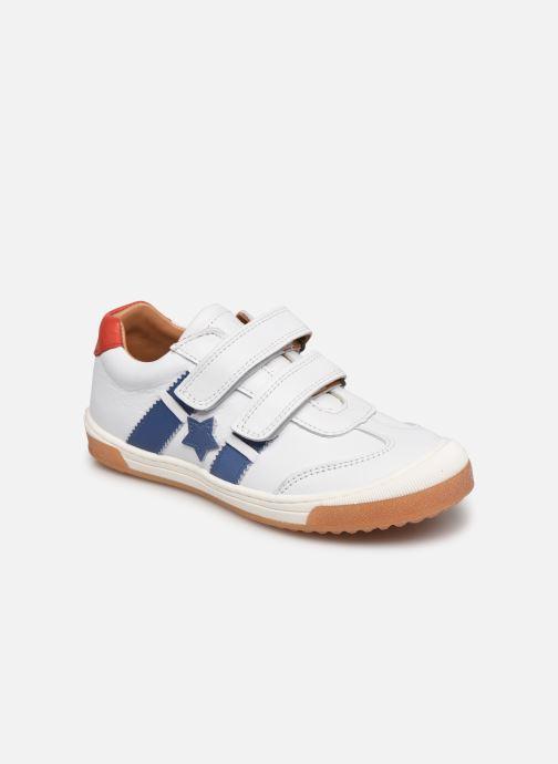 Sneaker Bisgaard Johan weiß detaillierte ansicht/modell