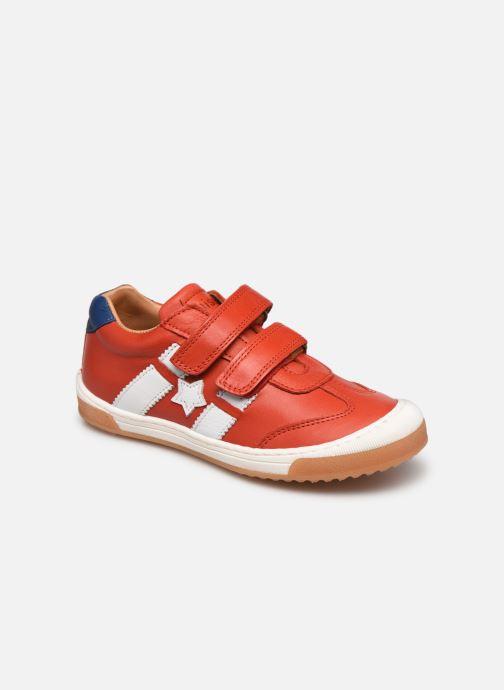 Sneaker Bisgaard Johan rot detaillierte ansicht/modell