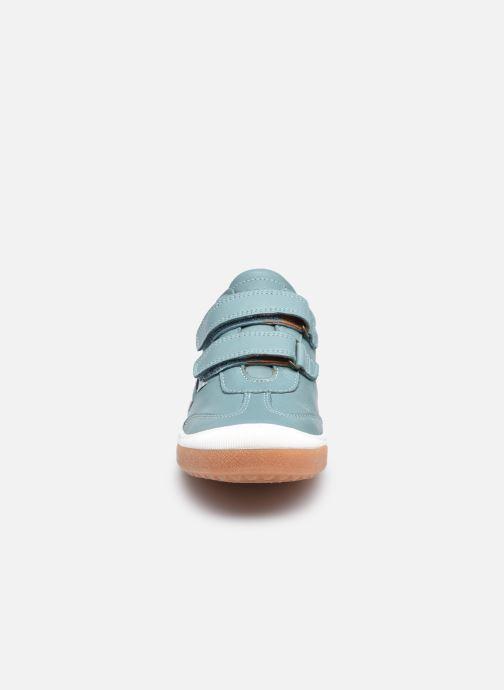 Sneaker Bisgaard Johan grün schuhe getragen