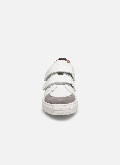 Baskets Bisgaard Karlo Multicolore vue portées chaussures