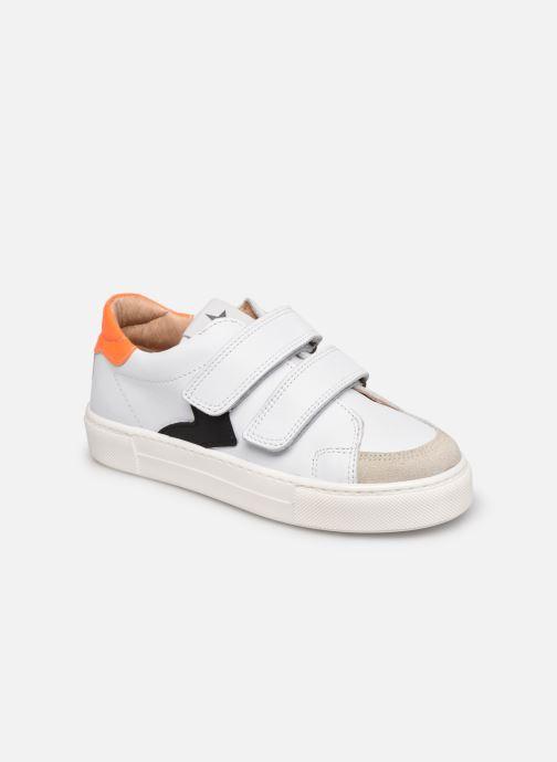 Sneaker Bisgaard Karlo weiß detaillierte ansicht/modell