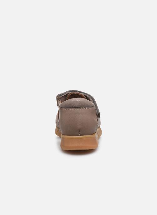 Sandali e scarpe aperte Bisgaard Celius Beige immagine destra