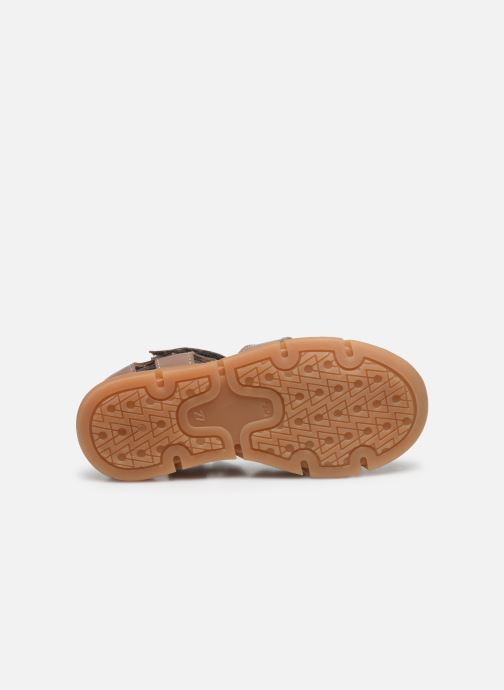 Sandali e scarpe aperte Bisgaard Celius Beige immagine dall'alto