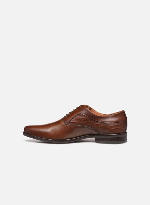 Chaussures à lacets Marvin&Co Riverstone Marron vue face