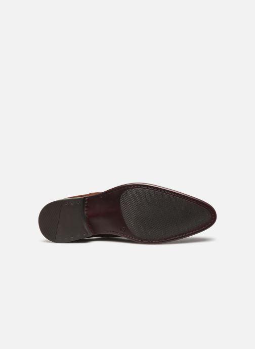 Chaussures à lacets Marvin&Co Riverstone Marron vue haut