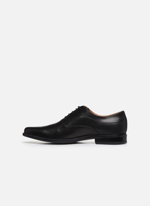 Chaussures à lacets Marvin&Co Riverstone Noir vue face