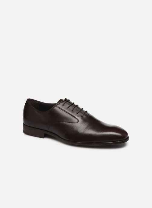 Zapatos con cordones Marvin&Co Realo Marrón vista de detalle / par