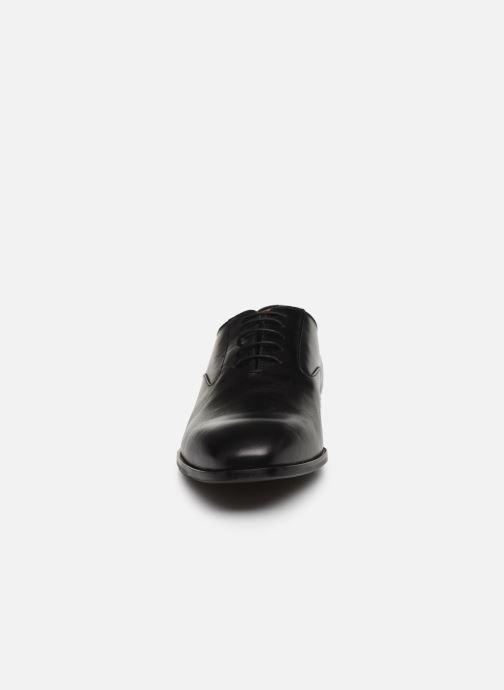 Zapatos con cordones Marvin&Co Realo Negro vista del modelo