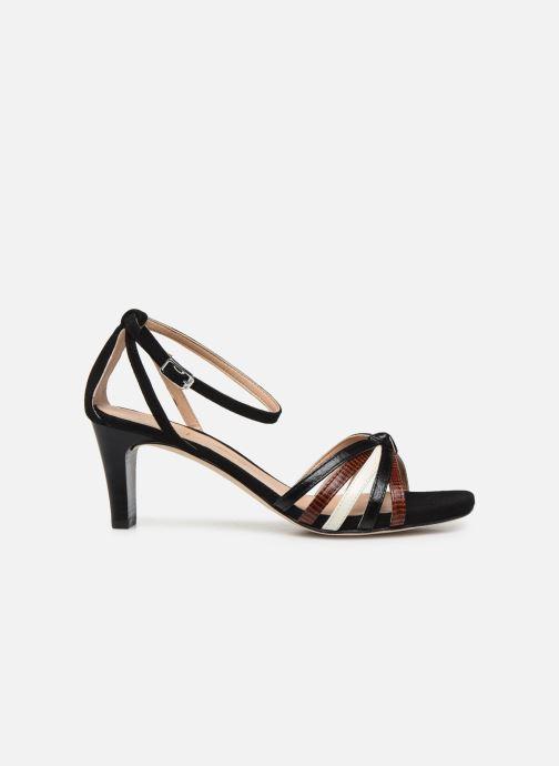 Sandales et nu-pieds Unisa MANUR Noir vue derrière