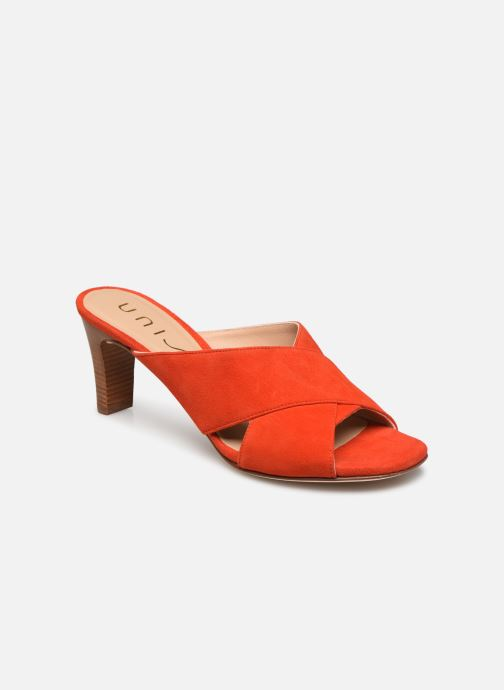 Clogs & Pantoletten Unisa MOTRIL orange detaillierte ansicht/modell