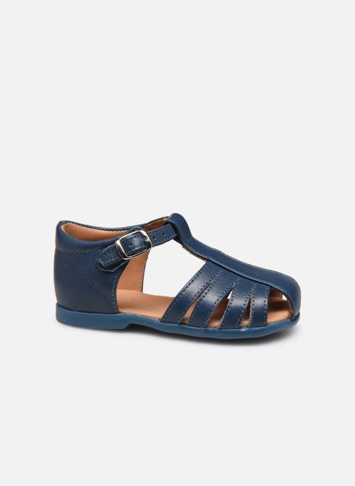 Sandali e scarpe aperte Cendry Jean Azzurro immagine posteriore